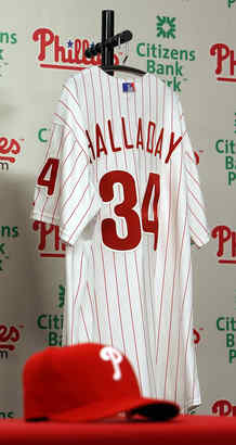 Roy Halladay Jersey