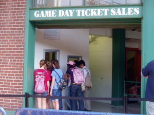Fenway Park Ticket Sales