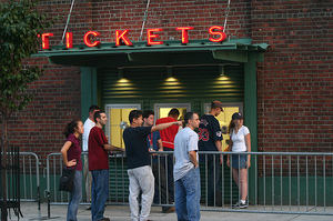 Fenway Ticket Booth